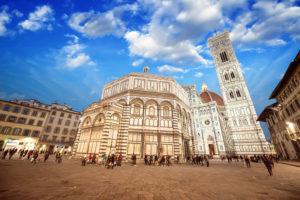 Florence - Piazza del Duomo