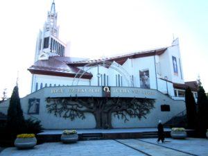 Divine Mercy Sanctuary in Bialystok