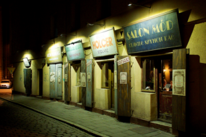 Krakow - Kazimierz: The Former Jewish District
