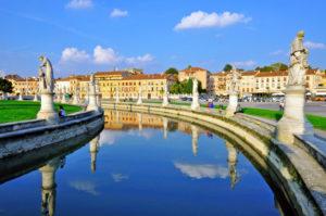 Padua - Piazza Prato Della Valle