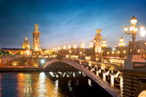 Paris - Alexandre Bridge
