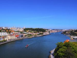 Porto - Douro River
