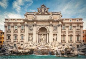 Rome - The Trevi Fountain